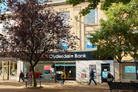 Carlisle - Clydesdale Bank